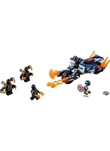 Lego Lego Süper Heroes Captain America Renkli